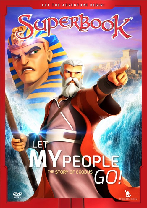 Let My People Go! DVD (DVD)