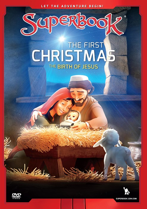 The First Christmas DVD (DVD)