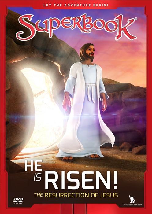He Is Risen! DVD (DVD)