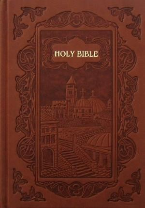 NASB New Illustrated Bible Of Jerusalem (Hard Cover)