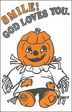 Smile! God Loves You (Pack Of 50) (Tracts)