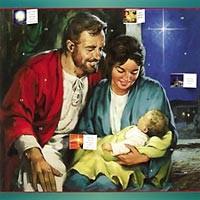 Luke Advent Calendar (Hard Cover)