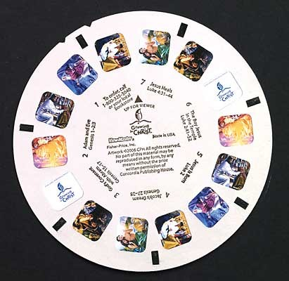 Winter 2 Viewmaster Reel Set   Growing In Christ Sunday Scho (Poster)