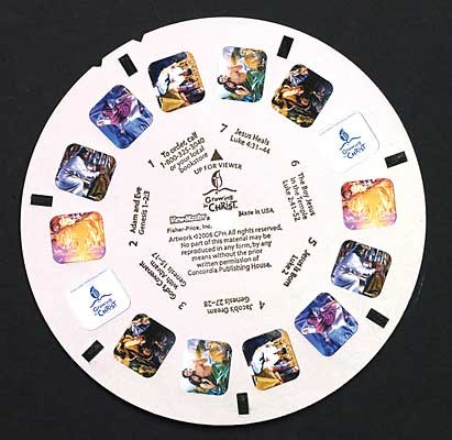 Spring 2 Viewmaster Reel Set   Growing In Christ Sunday Scho (Poster)