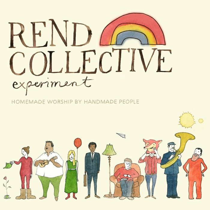 Homemade Worship by Handmade People CD (CD-Audio)