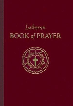 Lutheran Book Of Prayer, 5th Edition (Hard Cover)