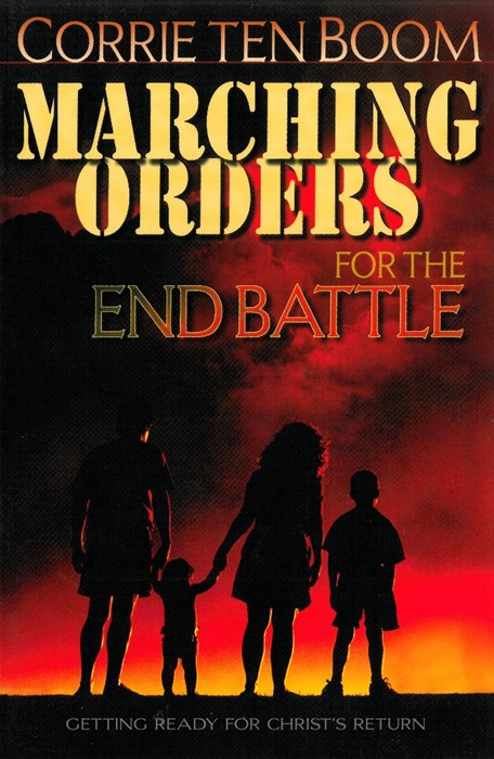 Marching Orders For End Battle (Paperback)