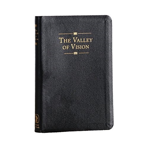The Valley Of Vision (Leather Binding)