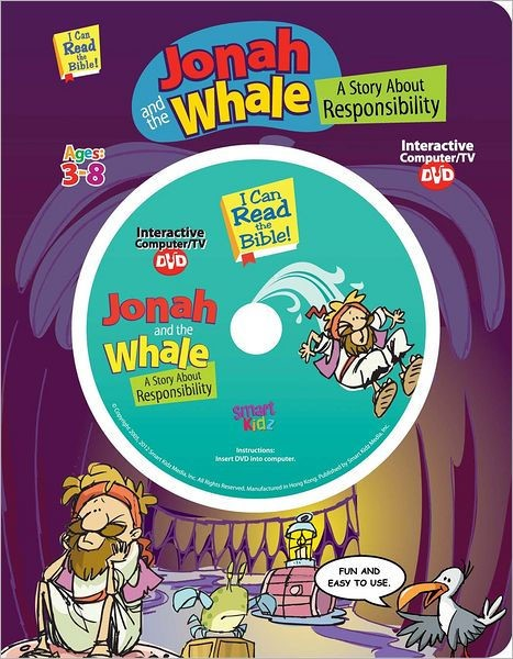 ICRTB: Jonah & the Whale + DVD (Mixed Media Product)