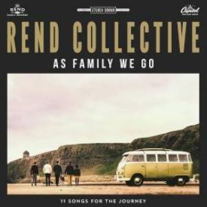 As Family We Go CD (CD-Audio)