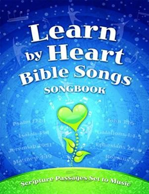 Learn By Heart Bible Songs Songbook (Spiral Bound)
