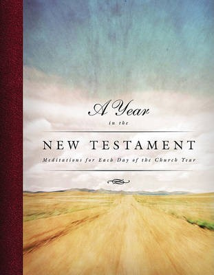 A Year In The New Testament: Meditations For Each Day Of The (Paperback)