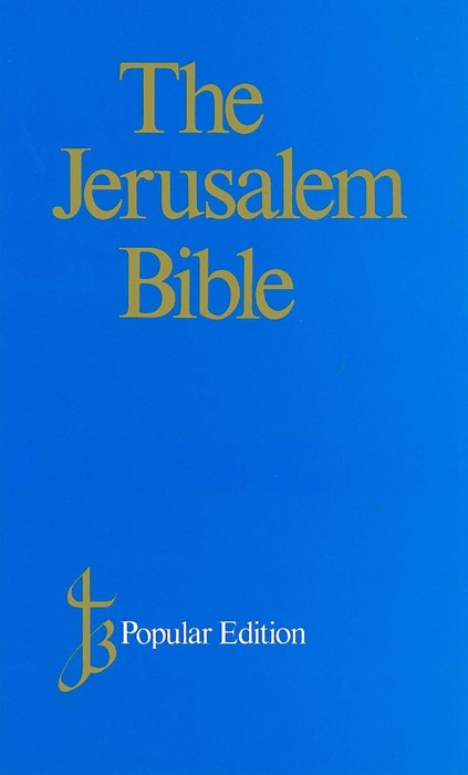 Jerusalem Bible Popular Ed H/b (Hard Cover)