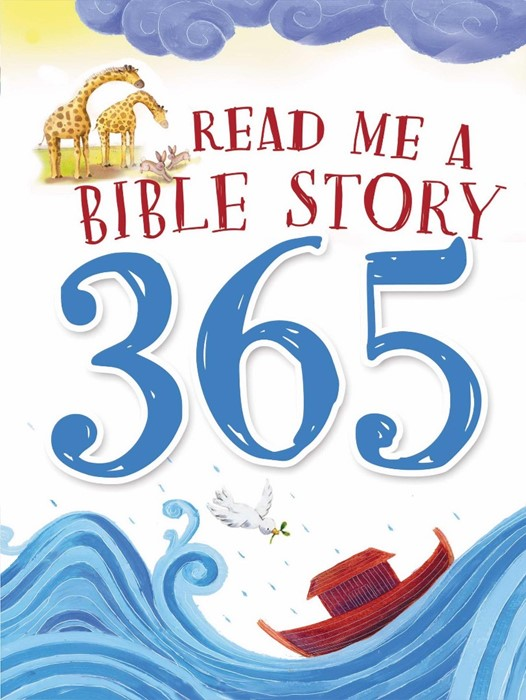 Read Me a Bible Story 365 (Hard Cover)