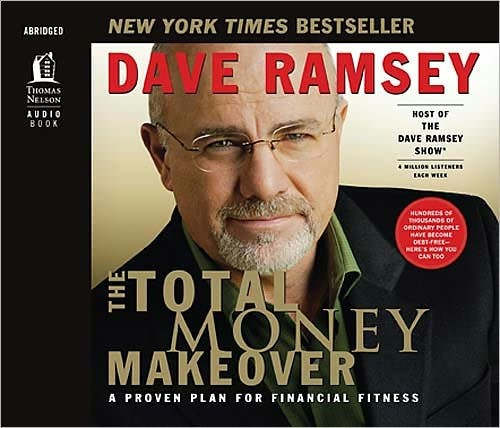 The Total Money Makeover (CD-Audio)