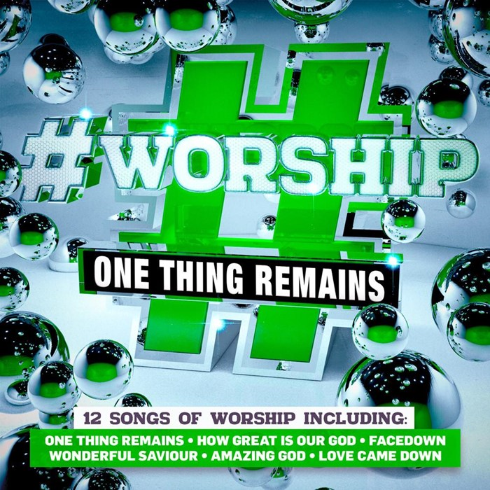 #Worship: One Thing Remains CD (CD-Audio)