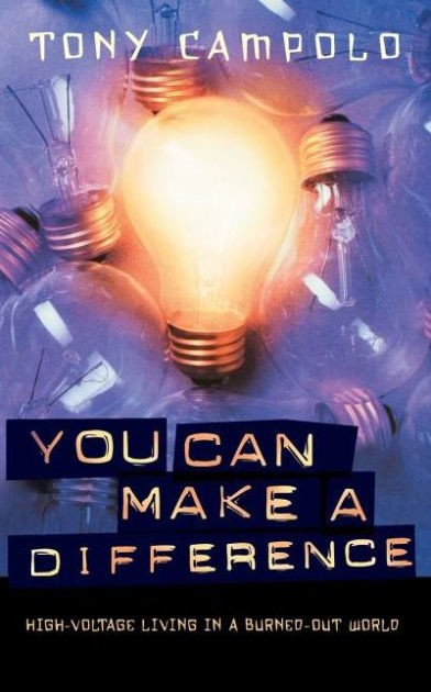 You Can Make a Difference (Paperback)