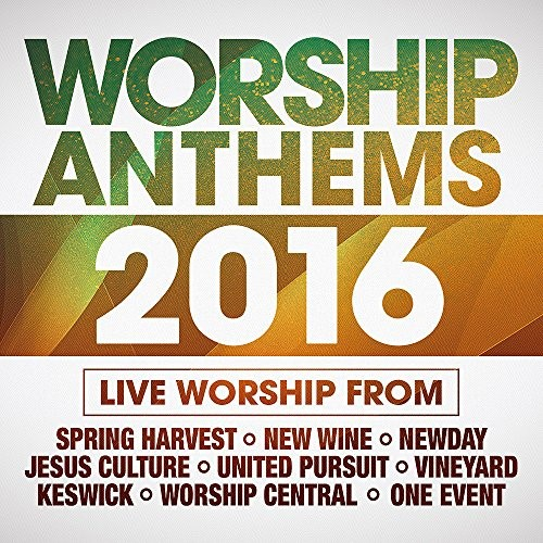 Worship Anthems 2016 CD (CD- Audio)