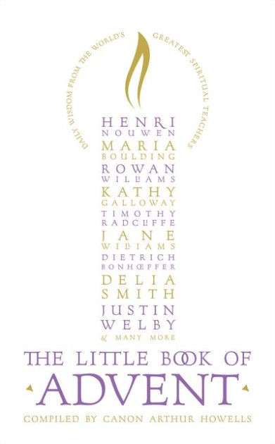 The Little Book of Advent (Paperback)