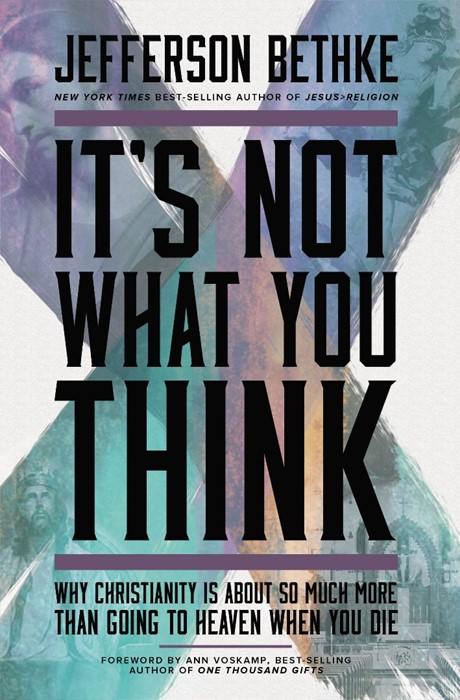 It's Not What You Think (Paperback)