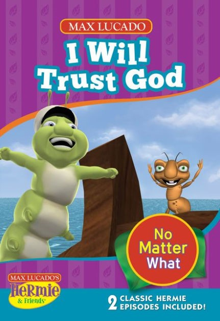 Hermie: I Will Trust God DVD (DVD)