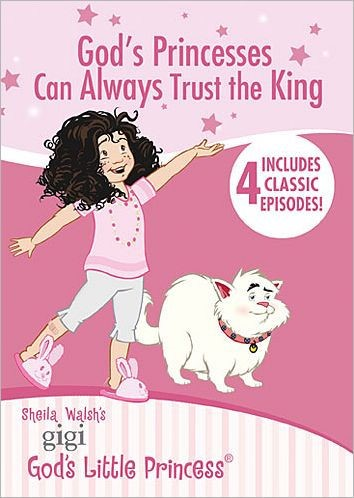 God's Princesses Can Always Trust The King (DVD Video)