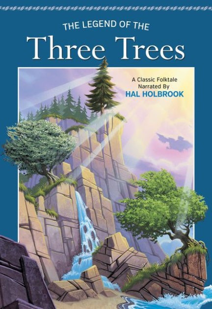 The Legend Of The Three Trees (DVD Video)