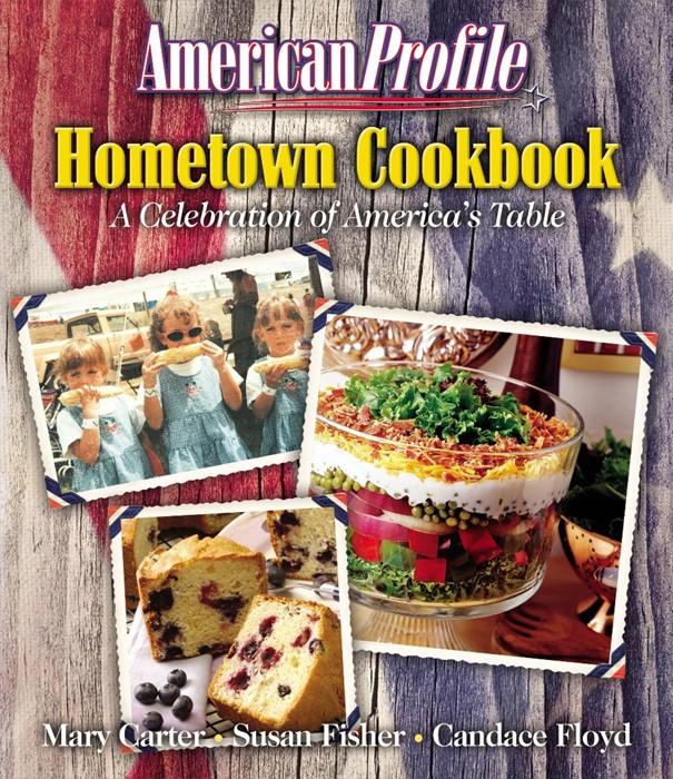 American Profile Hometown Cookbook (Paperback)