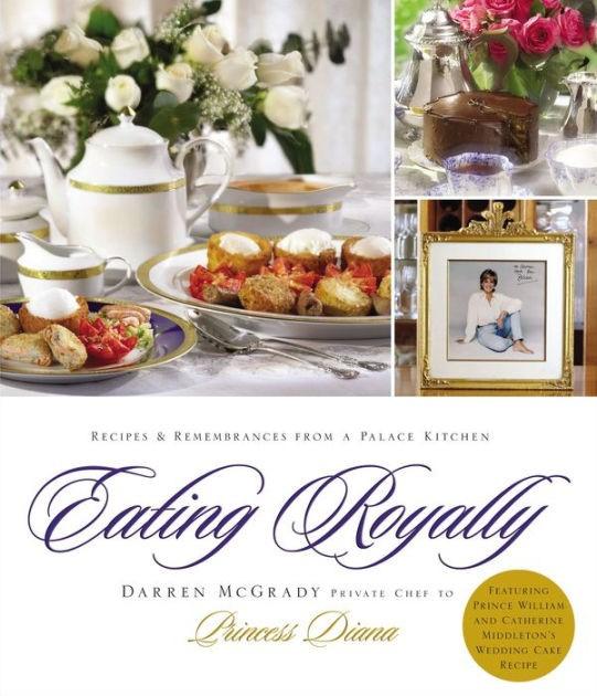 Eating Royally (Hard Cover)
