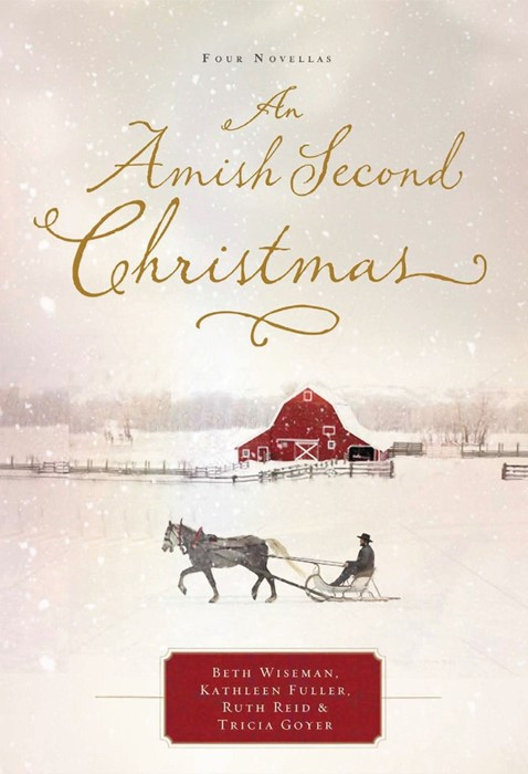 An Amish Second Christmas (Paperback)