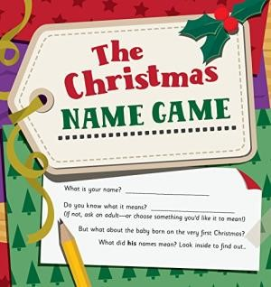 Christmas Name Game  (Pack of 25) (Paperback)