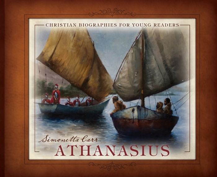 Athanasius - Christian Biographies For Young Readers (Paperback)