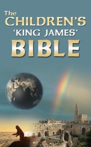 Children's 'King James' Bible (Paperback)