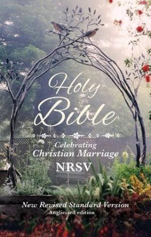 NRSV Anglicised Bible Marriage Edition (Paperback)