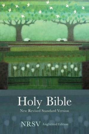 NRSV Anglicised Bible Popular (Hard Cover)
