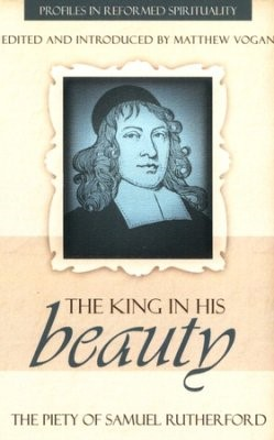 The King In His Beauty (Paperback)