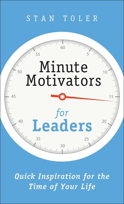 Minute Motivators For Leaders (Paperback)