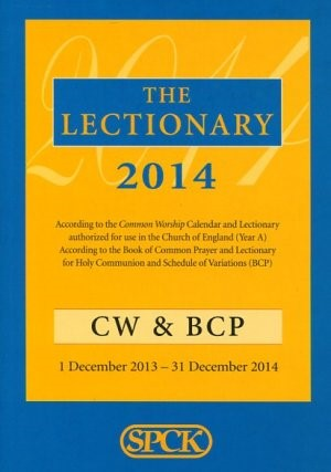 The Lectionary 2014 (Paper Back)