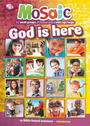 Mosaic: God is Here (Paperback)