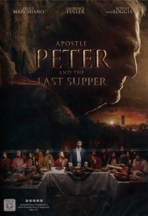 Apostle Peter & the Last Supper DVD (DVD)