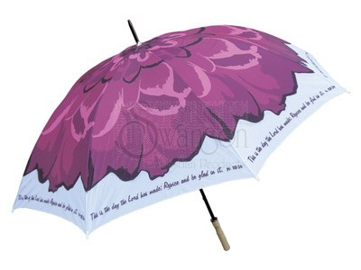 Umbrella This is the Day