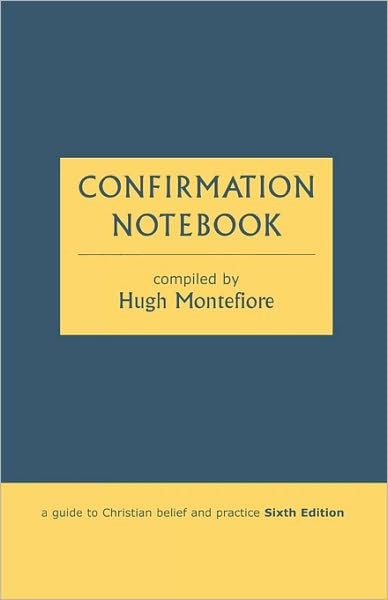 Confirmation Notebook (Paper Back)