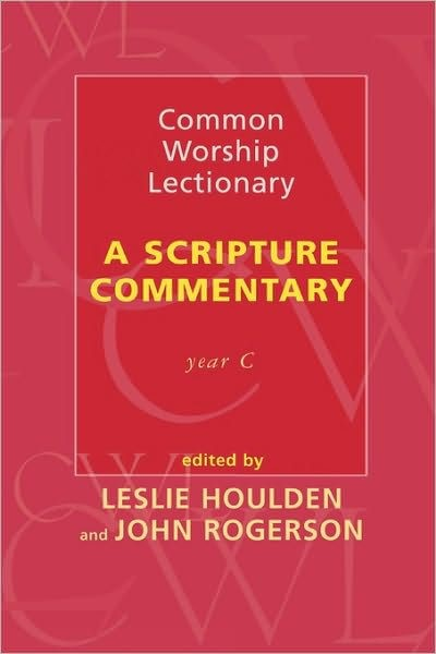 Cwl: A Scripture Commentary (Paper Back)