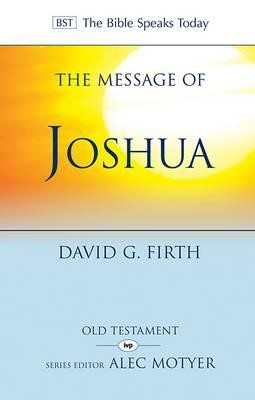 The BST Message of Joshua (Paperback)