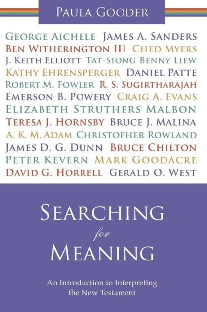 Searching For Meaning (Paperback)
