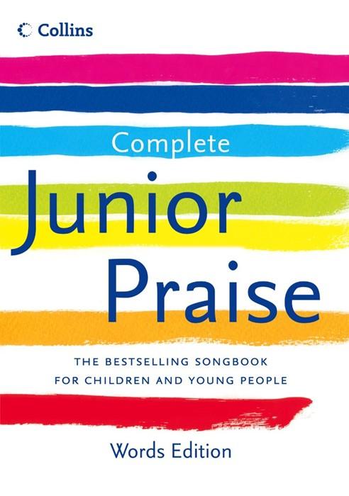 Complete Junior Praise: Words (Hard Cover)