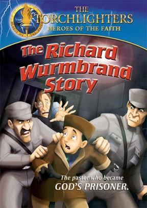 Torchlighters: The Richard Wurmbrand Story DVD (DVD)