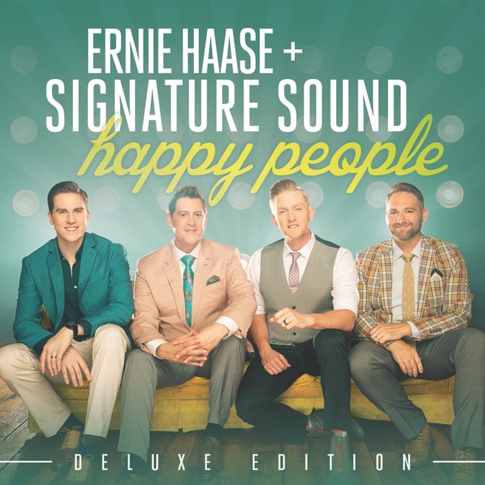 Happy People Deluxe Edition CD (CD-Audio)