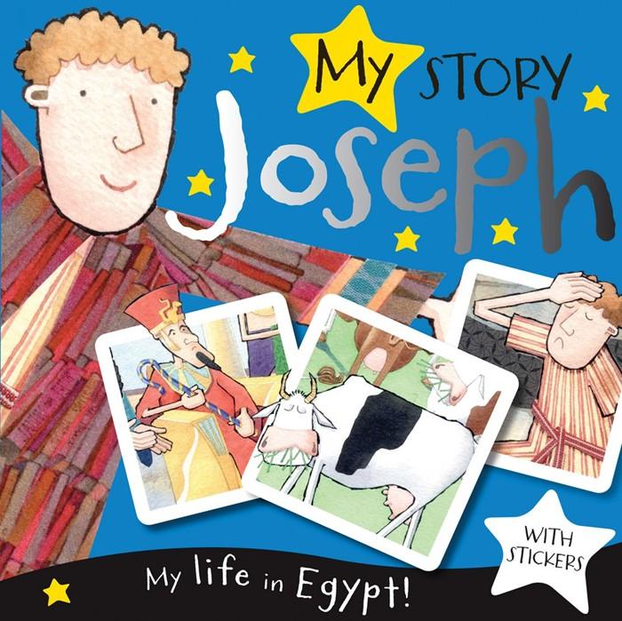 My Story: Joseph (Paperback)