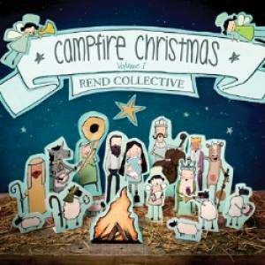 Campfire Christmas Vol 1 CD (CD-Audio)